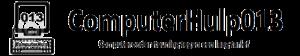 """ComputerHulp013 is het adres voor allround computer service zoals laptop en computer reparatie, inbouwen en/of vervangen van onderdelen, (her)installatie van Windows, het opschonen van uw computer, of gewoon """"hulp bij uw computer."""